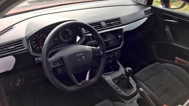 New SEAT Ibiza FR 2017 cabin
