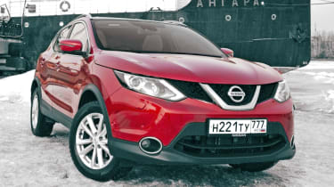 Best motoring features of 2017 - Nissan Qashqai