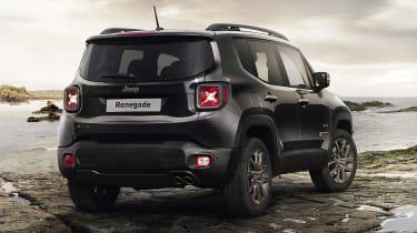 Jeep Renegade - Rear Profile
