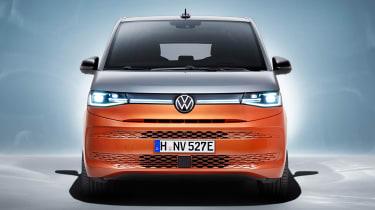 Volkswagen T7 Multivan - full front