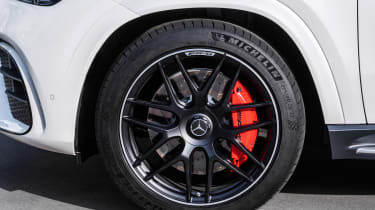 Mercedes-AMG GLE 63 S Coupe - wheel