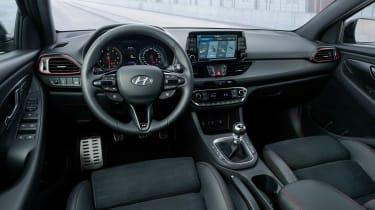 Hyundai i30 N Fastback - cabin