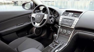 Mazda dash