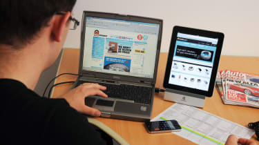 Online tyre retailers tested