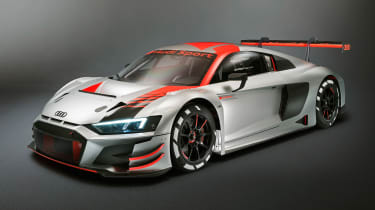 Audi R8 LMS GT3 - front static
