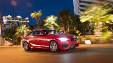 BMW M235i 2014 front Vegas