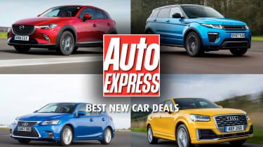Best new car deals 2018 - Header