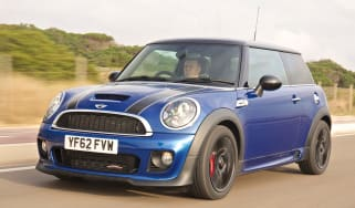 MINI Cooper S JCW front tracking