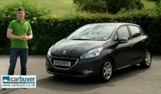 Peugeot 208 video review