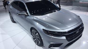 Honda Insight Prototype - Detroit front