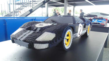 Goodwood 2016 - lego ford gt40