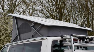 Volkswagen California Ocean long termer - first report roof rear
