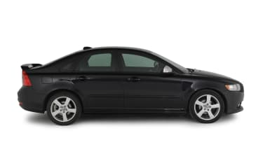 Used Volvo S40 - side