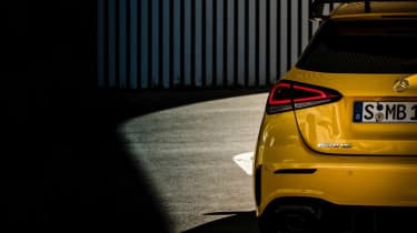 Mercedes-AMG A 35 - rear teaser