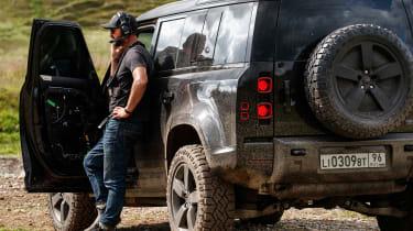 Land Rover - Lee Morrison
