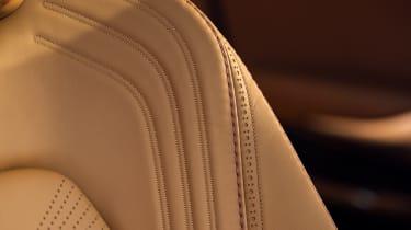 Aston Martin DBX - seat