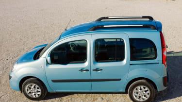 Renault Kangoo mpv profile