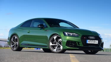 Audi RS 5 - front