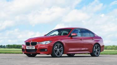 BMW 3 Series 2015 320d - static
