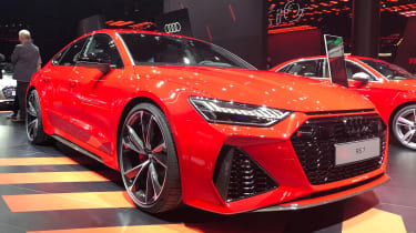 Audi RS 7 Sportback - Frankfurt front