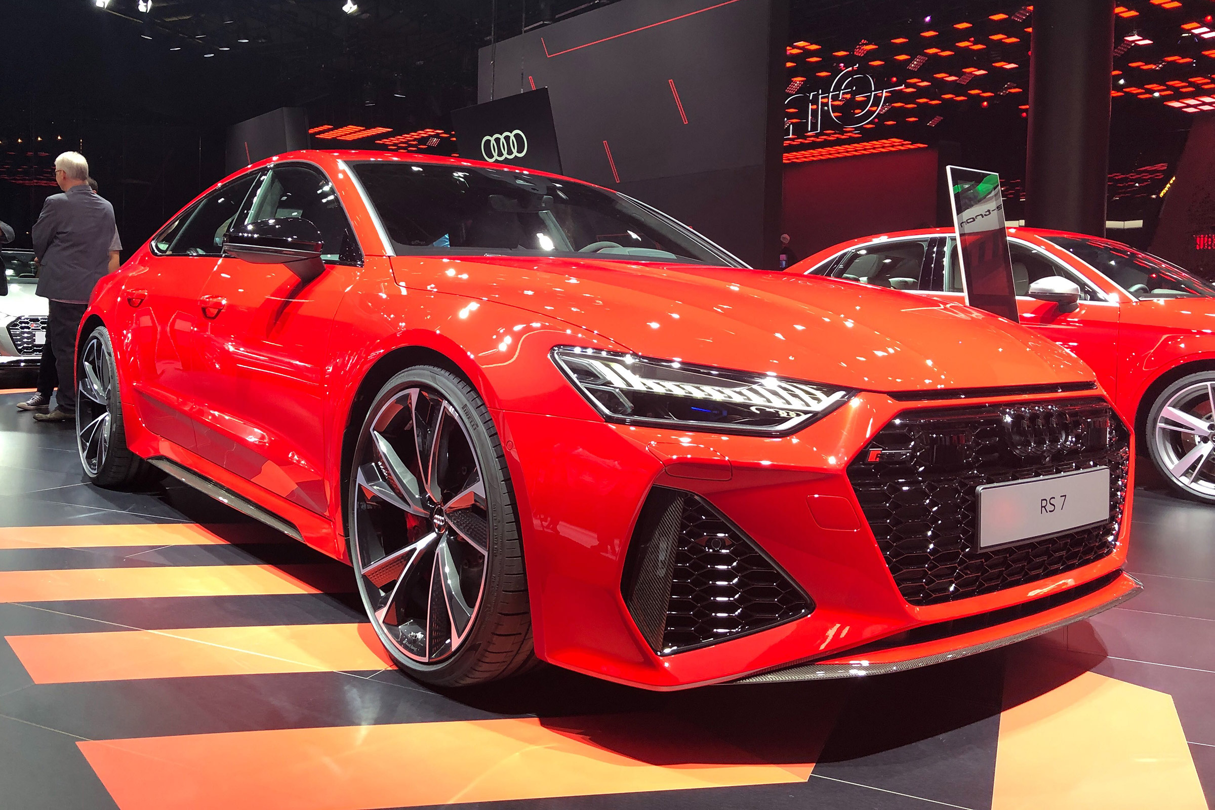 New 2019 Audi Rs 7 Sportback Goes On Sale Auto Express