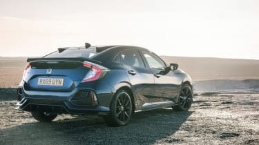 New Honda Civic Sport Line rear