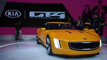 Kia GT4 Stinger main