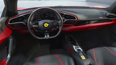 Ferrari 296 GTB - dash