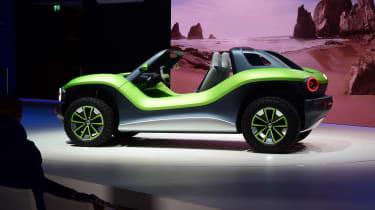 VW ID Buggy Geneva 2018 side