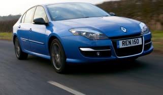 Renault Laguna hatchback front tracking