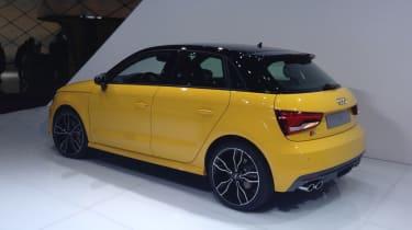 Audi S1 at geneva rear