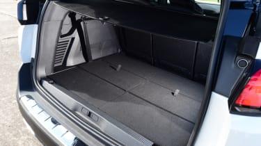 Peugeot 5008 - boot open