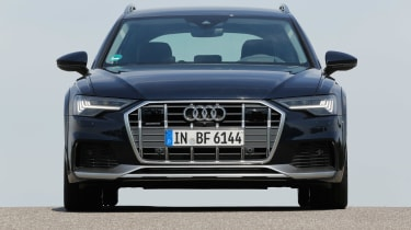 Audi A6 Allroad - full front