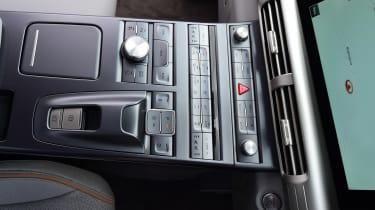 Hyundai Nexo - centre console