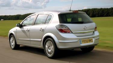 Astra rear