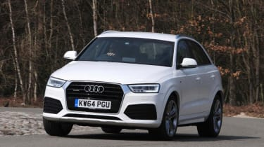 Audi Q3 - most reliable cars
