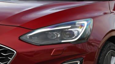Ford Focus Vignale - headlight