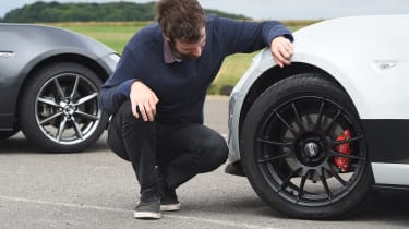 Mazda MX-5 RF long-term test - tyres