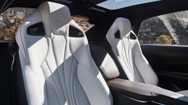Lexus LF-1 Limitless - driver seat