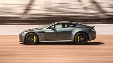 Aston Martin Vantage V8 AMR - side