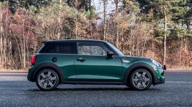 MINI Cooper S 60 Years Edition - side static