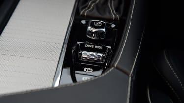 Volvo S90 - drive mode