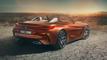 BMW Concept Z4 Studio - rear static