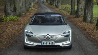 Renault Symbioz concept - full front