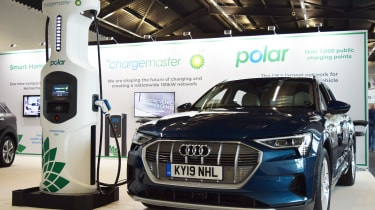 BP Chargemaster Ultracharge 150 - Audi e-tron