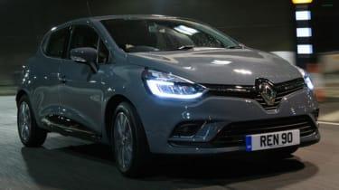 Renault Clio front