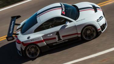Audi TT RS SEMA
