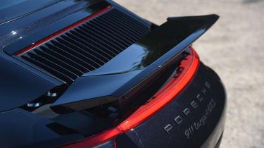 Porsche 911 Targa GTS - spoiler