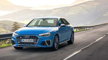 2019 Audi S4 saloon