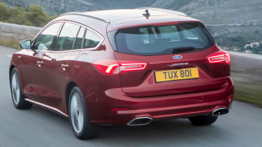 Ford Focus Estate Vignale - rear